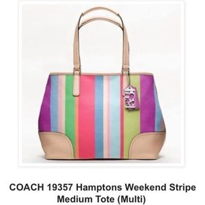 Coach Hampton Bag